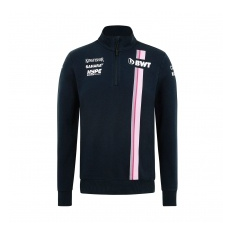 Force India fĂŠrfi pulóver blue Sahara F1 Team 2018 - L
