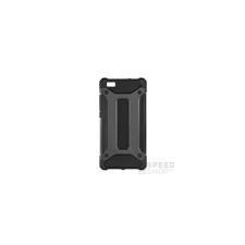 Forcell Armor hátlap tok Huawei P8 Lite, fekete tok és táska