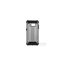 Forcell Armor hátlap tok Samsung G935 Galaxy S7 Edge, szürke tok és táska