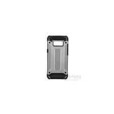 Forcell Armor hátlap tok Samsung G950 Galaxy S8, szürke tok és táska