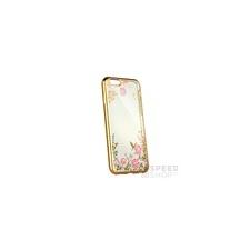 Forcell Diamond hátlap tok Huawei P8 Lite, arany tok és táska