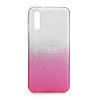 Forcell Huawei P20 TPU szilikon tok Forcell SHINING - EZÜST PINK
