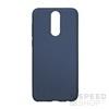 Forcell Soft szilikon hátlap tok Apple iPhone 5/5S/SE, sötét-kék