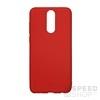 Forcell Soft szilikon hátlap tok Samsung A530 Galaxy A8 (2018), piros