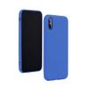 Forcell Szilikon hátlap tok Huawei P40 Lite, kék