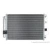Ford C-Max 2010.12.01-2015.03.01 Légkondihűtő (073P)