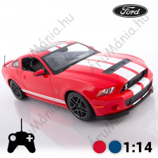 Ford Ford Shelby GT500 Távirányítós Kisautó, Piros rc autó