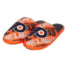 FOREVER Collectibles™ Philadelphia Flyers papucs Digital Print - S