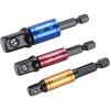 Fortum dugókulcs adapter készlet 3 db (4742203)