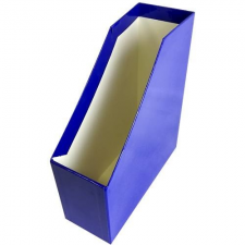 Fortuna Irattartó papucs FORTUNA Elegant fóliás kék lefűző