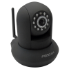 Foscam FI8910W - fekete 2,8mm Beltéri forgatható IP kamera