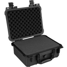 Fotótáska, kameratáska hordozható védőtokkal M-méret fotós táska, koffer