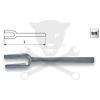 FRAME Workshop Tools Gömbfejszerelő villa rövid Neo (11-805)