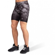 FRANKLIN SHORTS - BLACK/GRAY CAMO (BLACK/GRAY CAMO) [M]