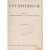 FRANKLIN-TÁRSULAT Új Universum I. kötet
