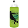 "FREEWATER Kulacs, higiénikus műanyagból, 0,7L,  ""Focista"", zöld"
