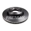 FREMAX Féktárcsa FREMAX Premium Black Carbon + BD-0031