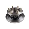 FREMAX Féktárcsa FREMAX Premium Black Carbon + BD-8772