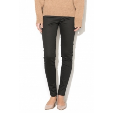 FRENCH CONNECTION , Leggings, Fekete, 12 (74IBL-BLACK-12)