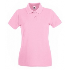 Fruit of the Loom 63-030 LADY FIT Premium női póló LIGHT PINK XS-XXL méretek