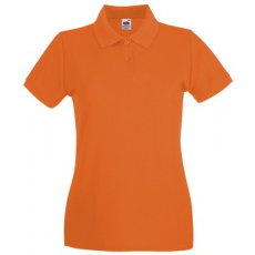 Fruit of the Loom 63-030 LADY FIT Premium női póló ORANGE XS-XXL méretek