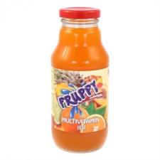 Fruppy multivitamin ital, 330 ml - Narancs vitamin