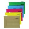 Függőmappa, karton, A4, DONAU, kék 25 db/csomag