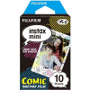 Fuji Instax mini film Comic 10db fényes