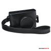 FujiFilm LC-X100SB Prémium bőrtok, fekete (X100)