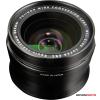 FujiFilm WCL-X100 (-;S;T) széles látószögű kamera lencse konverter, fekete