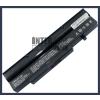 Fujitsu Esprimo Mobile V6535 Series 4400 mAh 6 cella fekete notebook/laptop akku/akkumulátor utángyártott