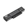 Fujitsu Fujitsu-Siemens Amilo LA1703, Esprimo V5515, V5555 helyettesítő új 6 cellás akkumulátor (SMP-EFS-SS-22E-06)