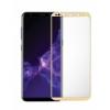Full Screen teljes kijelzős hajlított üvegfólia, ütésálló védőfólia Samsung N950 Galaxy Note 8-hoz arany (3D, 9H)