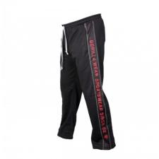 FUNCTIONAL MESH PANTS (BLACK/RED) [L/XL] férfi nadrág