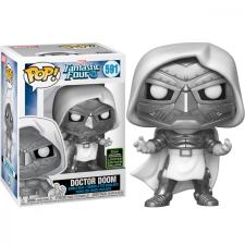 Funko POP figura Marvel Fantastic négy Doctor Doom Exclusive gyerek játékfigura