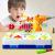 Fúrógép fejlesztő játék gyerekeknek, 237 darabos