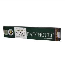 Füstölő masala golden nag patchouli 15 db illatosító, légfrissítő
