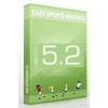 Futball grafikai szoftver klub-licensz 5 db