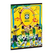 füzet A5 BRASIL - vonalas ajándéktárgy