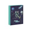 . Füzetbox, A4, Space Robot-Jumbo