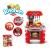 G21 Kis szakács gyerekkonyha, piros (60026114)