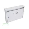 G21 postaláda panelházakba 320x240x60mm szürke lyukak nélkül