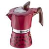G.A.T. Italia G.A.T. Coffee Show kotyogós kávéfőző 2 csésze - Piros