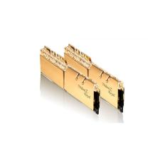 G.Skill 16GB DDR4 3000MHz Kit(2x8GB) TridentZ Royal Gold memória (ram)