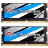 G.Skill 32GB Notebook DDR4 2400MHz CL16 KIT F4-2400C16D-32GRS