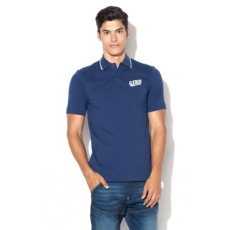 G-Star RAW , Buckston Art galléros póló, Sötétkék, L (D11690-5864-1305-L)
