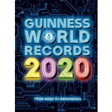 Gabo Guinness World Records 2020 (új példány) irodalom