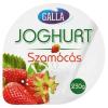 Galla joghurt szamócás gyümölcsrétegen 230 g