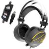 Gamdias HEBE M1 7.1, gaming fejhallgató, RGB (HEBE-M1)