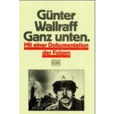 Ganz unten – Günter Wallraff idegen nyelvű könyv